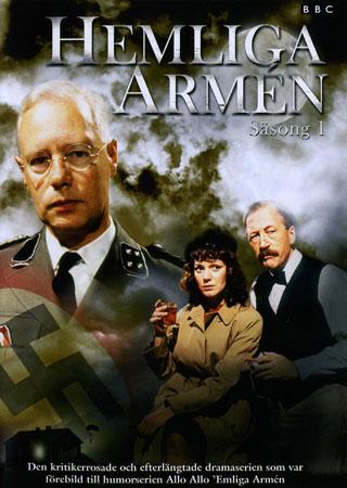 allo allo emliga armén dvd