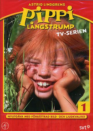 Pippi Langstrump Tv Serien Del 1 Nyutgava