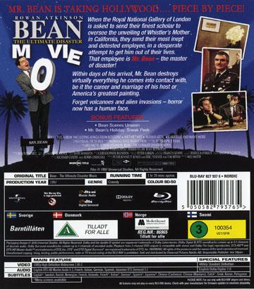 bean – den totala katastroffilmen
