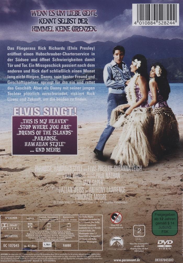 Paradise, Hawaiian Style - Kvarnvideo.se