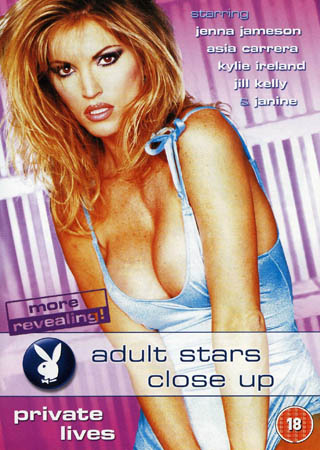 Playboy adult star close up