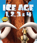 Ice Age 1-4 Box (4-disc) (Blu-ray)