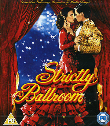 strictly ballroom essay fear
