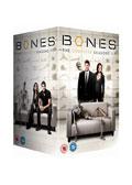 Bones - Säsong 1-7 (39-disc)