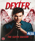 Dexter - Säsong 6 (Blu-ray)