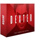 Dexter - Hela Serien (33-disc) (Blu-ray)