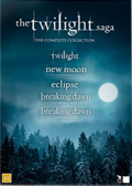 Twilight Saga - Complete Collection
