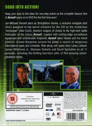 Airwolf - Season 1 (ej svensk text)