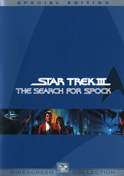 Star Trek 3 - The Search For Spock (2-disc)