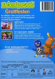 Backyardigans - Grottfesten
