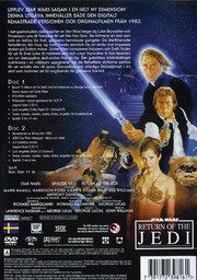 Star Wars VI - Jedins Återkomst (2-disc)