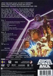 Star Wars V - Rymdimperiet Slår Tillbaka (2-disc)