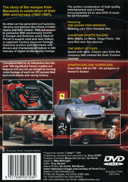 50 Years of Ferrari (ej svensk text)