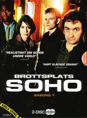 Brottsplats Soho - Säsong 1