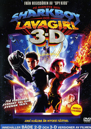 På Äventyr med Sharkboy och Lavagirl 3-D