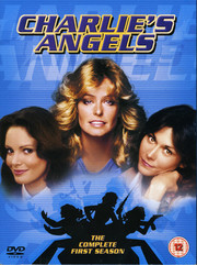 Charlie's Angels - Season 1 (ej svensk text)