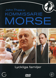 Kommissarie Morse - Lyckliga Familjer