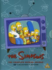 Simpsons - Säsong 2
