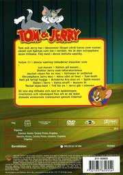 Tom & Jerry Den Klassiska Samlingen - Volym 11