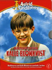 Mästerdetektiven Kalle Blomkvist Box