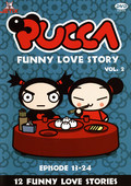 Pucca Funny Love Story - Volym 2