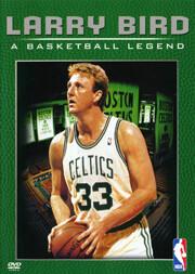 NBA - Larry Bird A Basketball Legend (ej svensk text)
