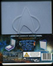 Star Trek: The Next Generation - Säsong 3 (Plastbox)