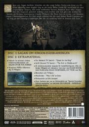 Sagan Om Ringen (2-disc)