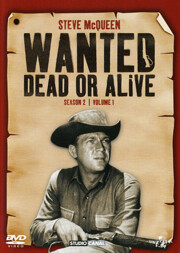 Wanted Dead Or Alive - Säsong 2 Volym 1