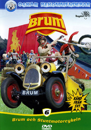 Brum 6 - Brum Och Stuntmotorcykeln