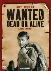 Wanted Dead Or Alive - Säsong 2 Volym 3