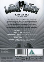 Laurel & Hardy - Volume 11 (ej svensk text)