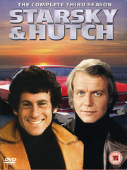 Starsky & Hutch - Season 3 (ej svensk text)