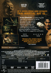 Ong Bak - The Muay Thai Warrior