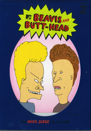 Beavis And Butt-Head The Mike Judge Collection - Volym 2