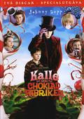 Kalle Och Chokladfabriken (2-disc)