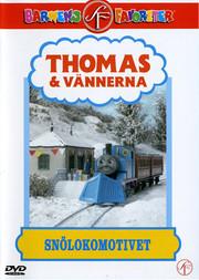 Thomas & Vännerna - Snölokomotivet