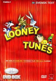 Looney Tunes - Volym 1-4