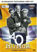 40 Års Humor I Public Service - Volym 1