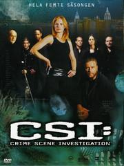 CSI Las Vegas - Säsong 5