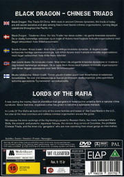 Lords of the Mafia: Black Dragon - The Triads of China