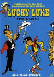 Lucky Luke - Trollkarlen