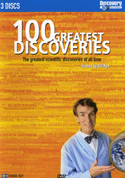 100 Greatest Discoveries (3-disc)