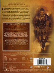 Gladiator - Extended Edition (3-disc)