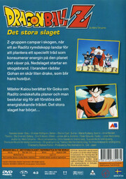 Dragon Ball Z - Det Stora Slaget