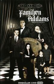 Familjen Addams - Säsong 1