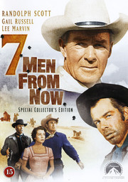 7 Men From Now (Import Tyskland)