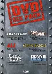 DVD Six Pack (6-disc)