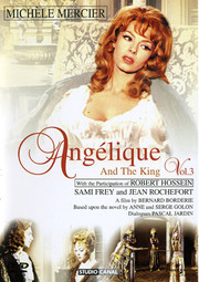Angélique And the King - Volym 3