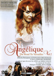 Angélique the Road To Versailles - Volym 2